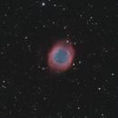NGC 7293 - Helix Nebula,                                Steve Van Eerden