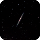 The Splinter Galaxy - NGC5907,                                Paul Hutchinson