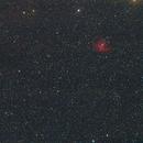 NGC 457 und NGC 281,                                Jürgen Kemmerer