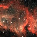 IC 1848 Soul Nebula,                                Robert Browning