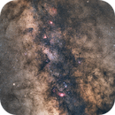 Centre of Milky Way From Corsica,                                Maurizio Fortini