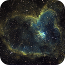 IC1805 Nebulosa Cuore,                                Enrico Benatti