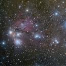 NGC2170 area,                                snakagawa