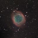 NGC7293 - Helix Nebula,                                Ronald Clanton