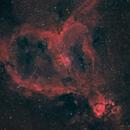 Heart Nebula in HARGB,                                Tony A.