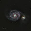 M51,                                Bengt Erlandsson
