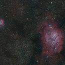 M8 - M20,                                Frédéric Mahé