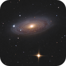 NGC 2841 with ASI 294 MC Pro,                                Jeffbax Velocicaptor
