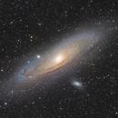 M31 Mosaic,                                SS Yang