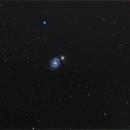 M51 - Whirlpool Galaxy,                                GregK