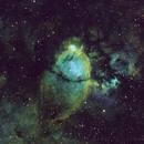 Fish Head Nebula  IC 1795,                                Jack Mogren