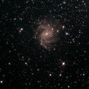 Fireworks Galaxy,                                David Quattlebaum