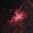M16 - The Eagle Nebula ,                                Henrique Silva