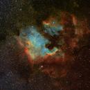 NGC 7000,                                VM