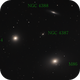 Markarian's Chain and M87 Mosaic,                                Pianoplayer55
