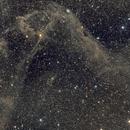 Galactic Cirrus in Apus: Jacob's Ladder,                                Brian Boyle