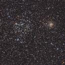 Messier 35 and friends,                                Karsten Möller