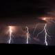 Lightning barrage,                                Petr Hykš