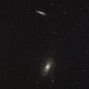 Messier 81 & 82,                                Theodoros Temourtzidis