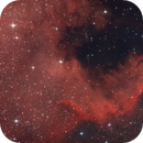 NGC 7000: The North America Nebula,                                James Schrader