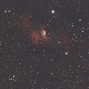 C11 The Bubble Nebula,                                Sebas7777