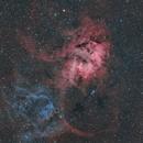 SH2-132 Bi-Color (HOO),                                Craig