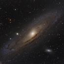 M31-Andromeda Galaxy,                                Boštjan Zagradišnik
