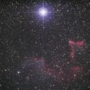 Ghost of Cassiopeia RGB + Halpha,                                Marcel_Astrofoto_81