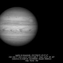 Jupiter & Ganymede - 2017/4/25,                                Baron