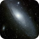 Andromeda Galaxy,                                stobiewankenobi