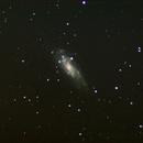 NGC4559 L RGB ( Ha O3 H beta ),                                Станция Албирео