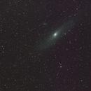 Andromeda Galaxy,                                Gendra
