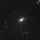 M104 - The Sombrero Galaxy,                                Bill Worley