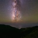 Milky Way over Pacific,                                Nikita Misiura