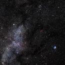 Taurus dust cloud,                                stille