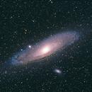 The Great Andromeda Galaxy ,                                Kanwar Singh