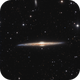 NGC 4565; the Needle Galaxy,                                Steve Cooper