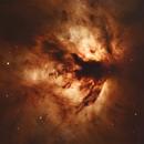 NGC2024 LRGB,                                Christopher Gomez