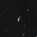 NGC5395 - Heron Galaxy,                                hughsie