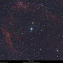 SH2-129 - Flying Bat Nebula,                                Gérard Nonnez