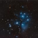 The Seven Sisters M45,                                Dominique Callant