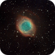 Helix Nebula NGC 7293,                                Michi Scheidegger