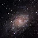 M33-Dreiecksgalaxie,                                Christian Dahm
