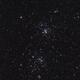 NGC 884 et NGC 869 Double amas de Persée,                                ic3rus