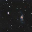 NGC 3718 - 3729,                                PGU (Giuliano Pin...