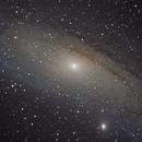 M31 - The Andromeda Galaxy,                                Jeff Tropeano