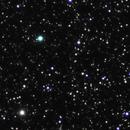 NGC 3918 Tiny blue planetary nebulae. The very limit of my ED80.,                                Claudio Tenreiro