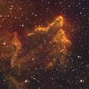 IC63 - Gamma Cas (aka Space Ghost),                                mr1337