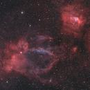 Sh2-157 & NGC7635,                                AstroGG