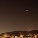 Eclissi totale di luna,                                Gianluca-oto.